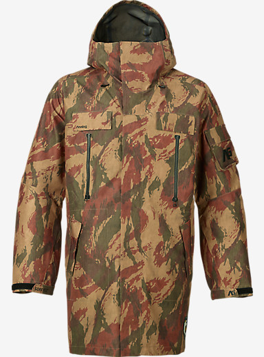 Analog 3LS Snowblind Trench GORE-TEX® Jacket shown in Water Camo