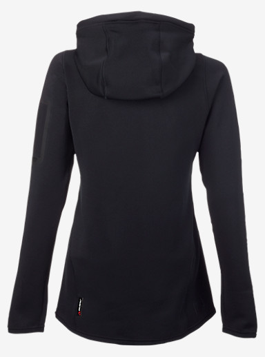 Burton [ak] Women's Lift Hoody shown in True Black