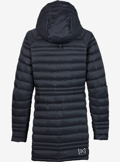 Burton [ak] Long Baker Down Insulator shown in True Black