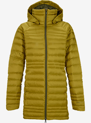 Burton [ak] Long Baker Down Insulator shown in Lychee