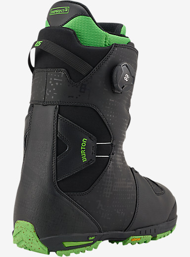 Burton Photon Boa® Snowboard Boot shown in Black / Green