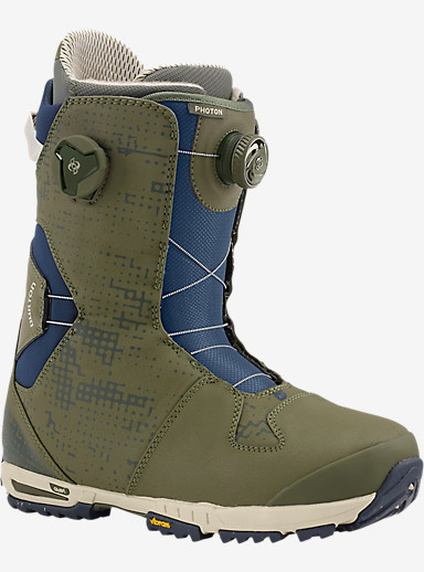 Burton Photon Boa® Snowboard Boot shown in Greens