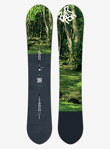 Burton Landlord Snowboard shown in 159