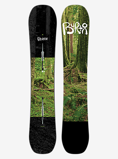 Burton Flight Attendant Snowboard shown in 159