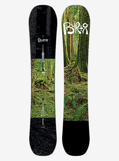 Burton Flight Attendant Snowboard shown in 162