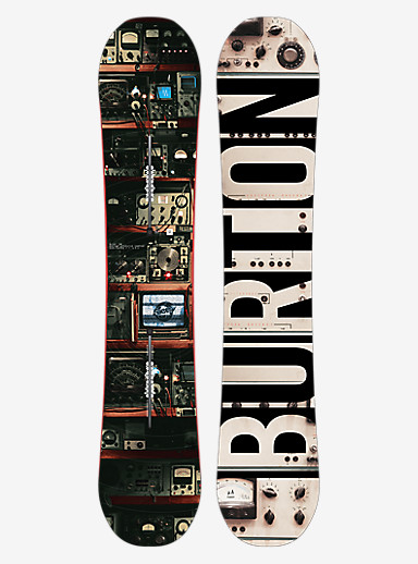 Burton Blunt Snowboard shown in 150