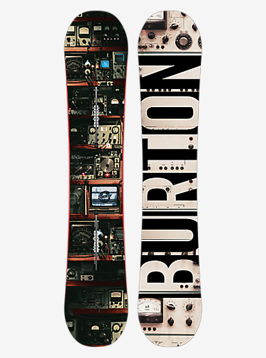 Burton Blunt Snowboard shown in 157