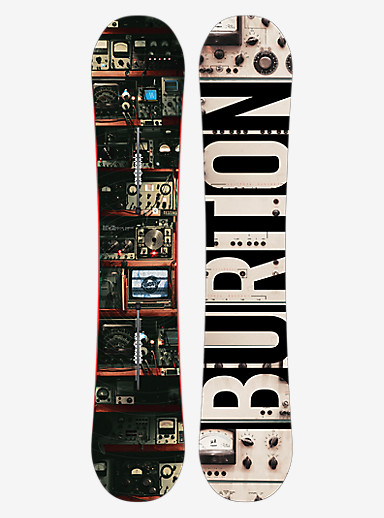 Burton Blunt Snowboard shown in 159W
