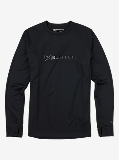 Burton [ak] Power Grid® Crew shown in True Black