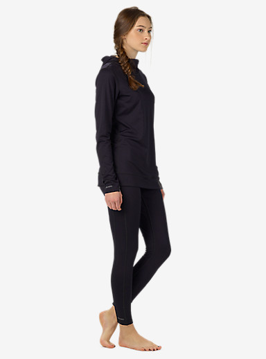 Burton Women's [ak] Power Stretch® Pant shown in True Black