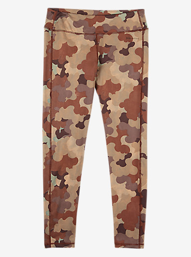 Burton Women's [ak] Power Stretch® Pant shown in Storm Camo