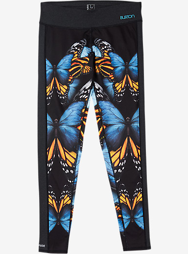Burton Women's Burton Active Legging shown in Butterflies
