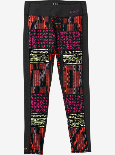 Burton Women's Burton Active Legging shown in Yolandi Print