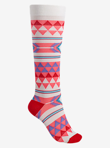 Burton Women's Super Party Sock shown in High Sierra