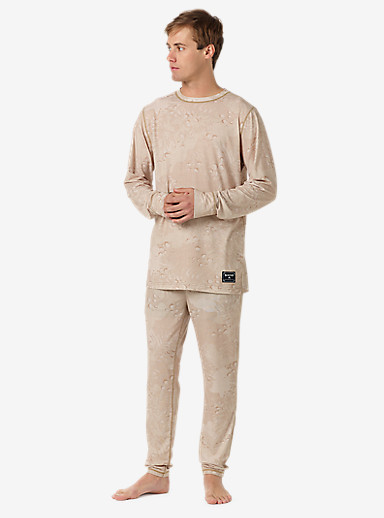 Burton Midweight Base Layer Wool Pant shown in Hawaiian Desert