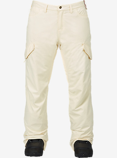 Burton Fly Tall Pant shown in Canvas