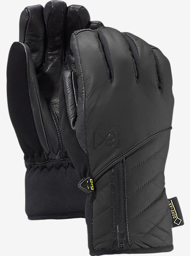 Burton [ak] Women's Guide Glove shown in True Black