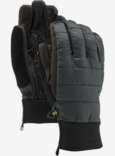 Burton [ak] Insulator Glove shown in True Black