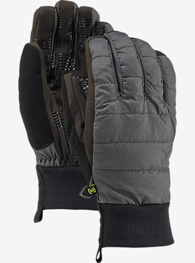 Burton [ak] Insulator Glove shown in Faded Heather