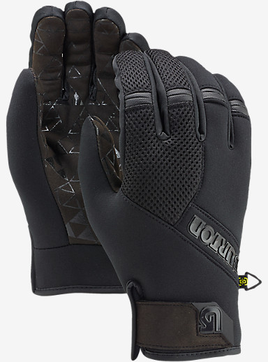 Burton Park Glove shown in True Black