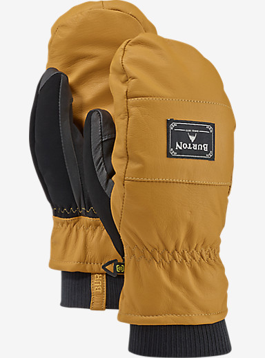 Burton Free Range Mitt shown in Raw Hide