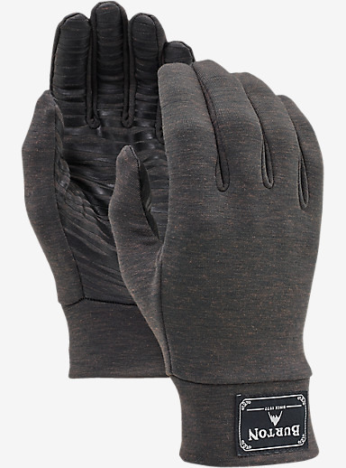Burton drirelease® Wool Liner shown in True Black Heather