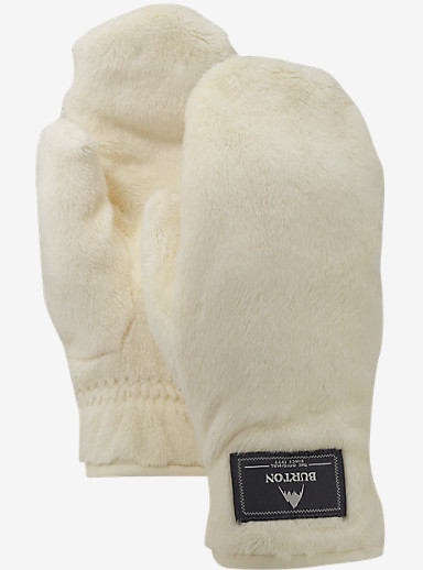 Burton Women's Cora Mitt shown in Vanilla Heather