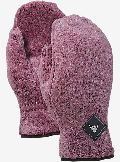 Burton Women's Cora Mitt shown in Sangria