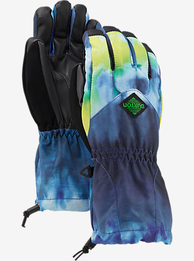 Burton Youth Profile Glove shown in Surf Stripe
