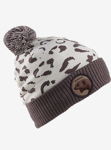 Burton Marcy Beanie shown in Heathers / Stout White