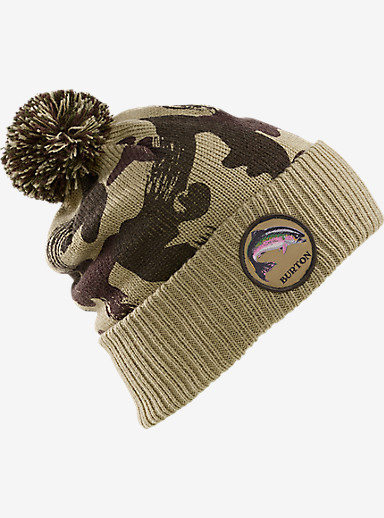 Burton Seymour Beanie shown in Grayeen
