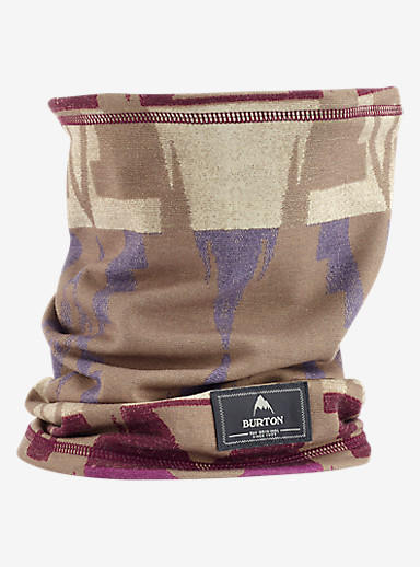 Burton drirelease® Wool Neck Warmer shown in Vision Quest