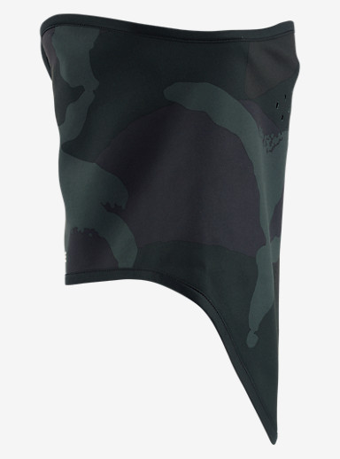 Burton Bonded Facemask shown in Beetle Derby Camo