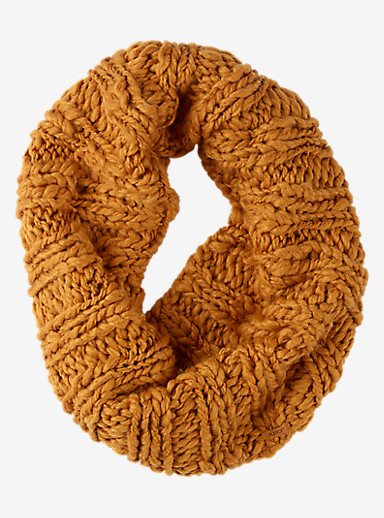 Burton Nana Cowl shown in Squashed