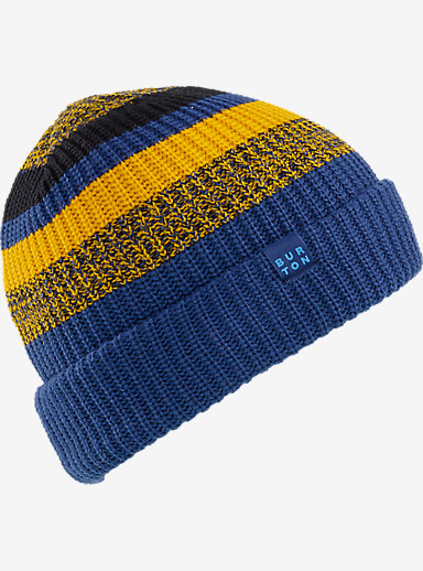 Burton Boys' Chute Beanie shown in Boro