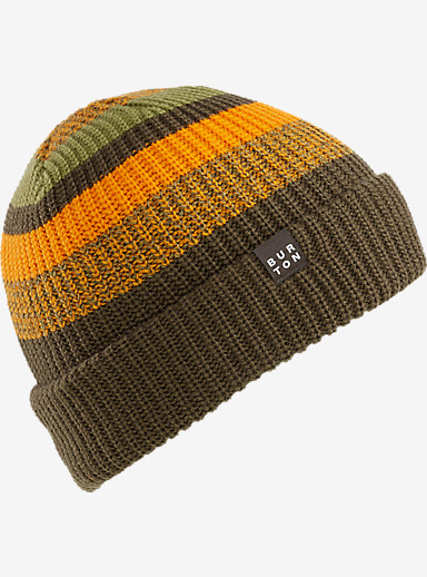 Burton Boys' Chute Beanie shown in Keef