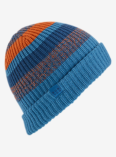 Burton Boys' Chute Beanie shown in Glacier Blue