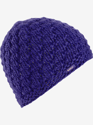 Burton Girls' Lil Bertha Beanie shown in Sorcerer