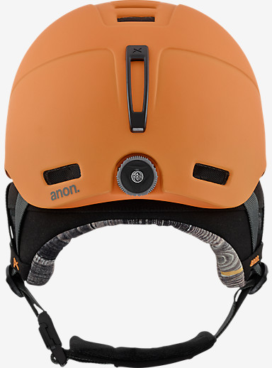 anon. Helo 2.0 Helmet shown in Rubble Orange