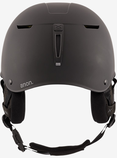 anon. Endure Helmet shown in Black