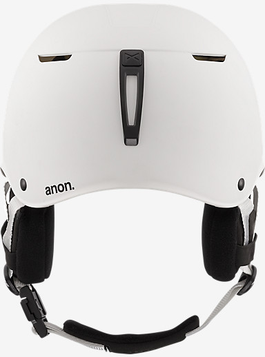 anon. Endure Helmet shown in White
