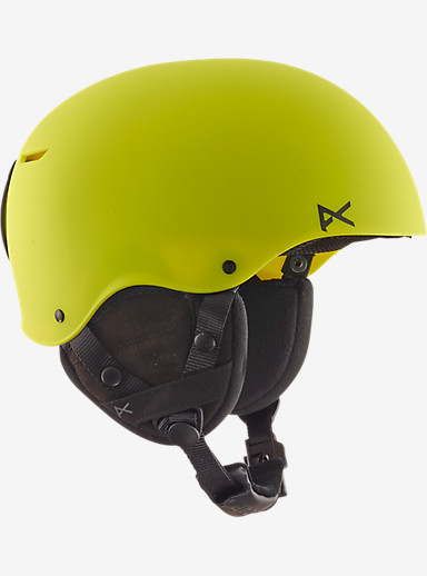 anon. Endure Helmet shown in Lime
