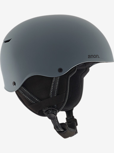 anon. Endure Helmet shown in Dark Gray