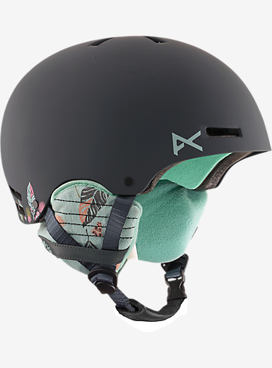 anon. Greta Helmet shown in Tiki