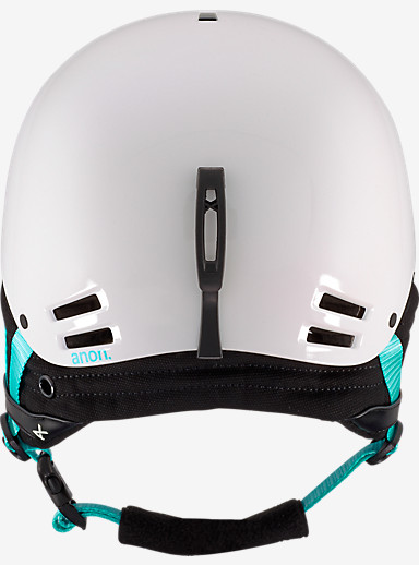 anon. Greta Helmet shown in White