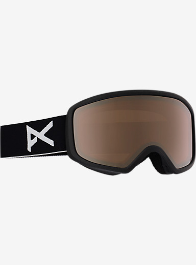 anon. Deringer MFI Goggle shown in Frame: Black, Lens: Silver Amber