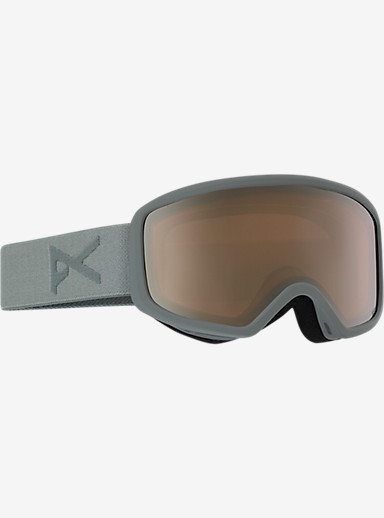 anon. Deringer MFI Goggle shown in Frame: Gray, Lens: Silver Amber