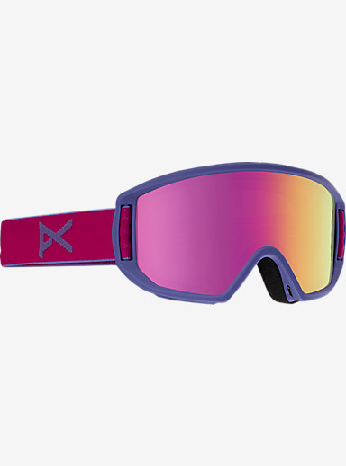 anon. Relapse Jr. MFI Goggle shown in Frame: Purple, Lens: Pink Amber