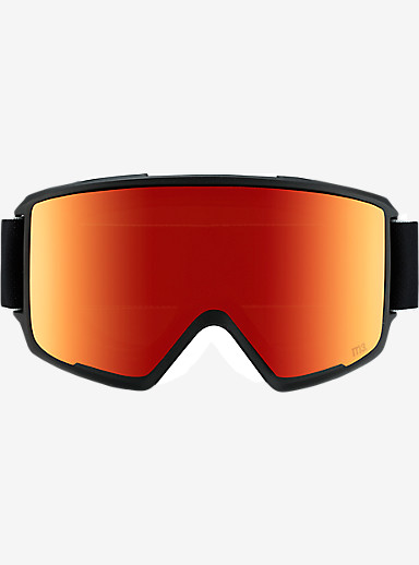 anon. M3 MFI Goggle shown in Frame: Black, Lens: Red Solex