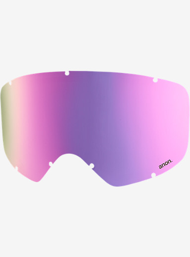 anon. Deringer Goggle Lens shown in Pink Cobalt